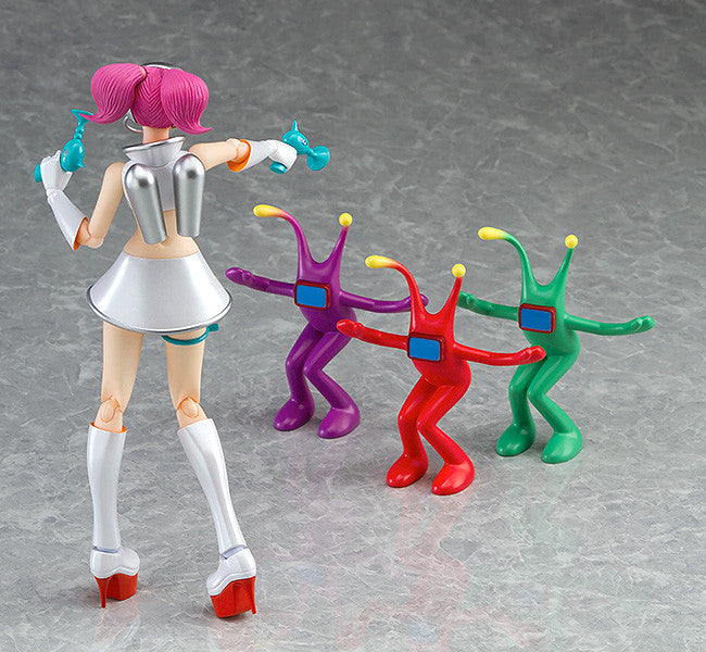 Ulala: Cheery White ver. - figma - Space Channel 5 (Pre-order)