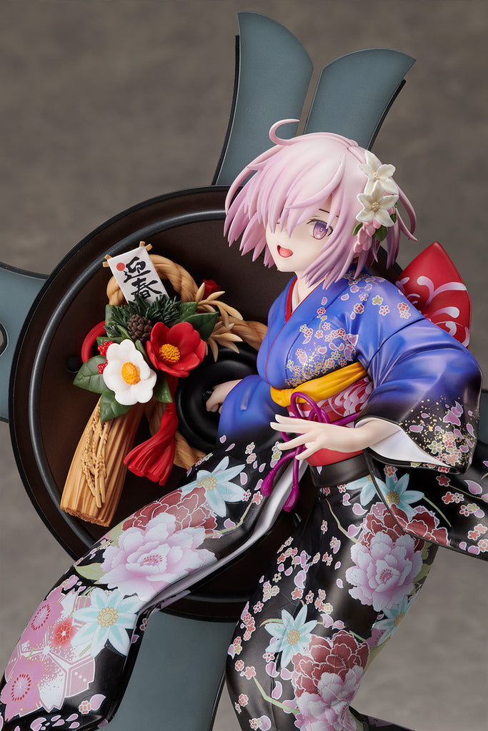 Mash Kyrielight Kimono Limited Edition - 1/7th Scale Figure - Fate/Grand Order (Pre-order)