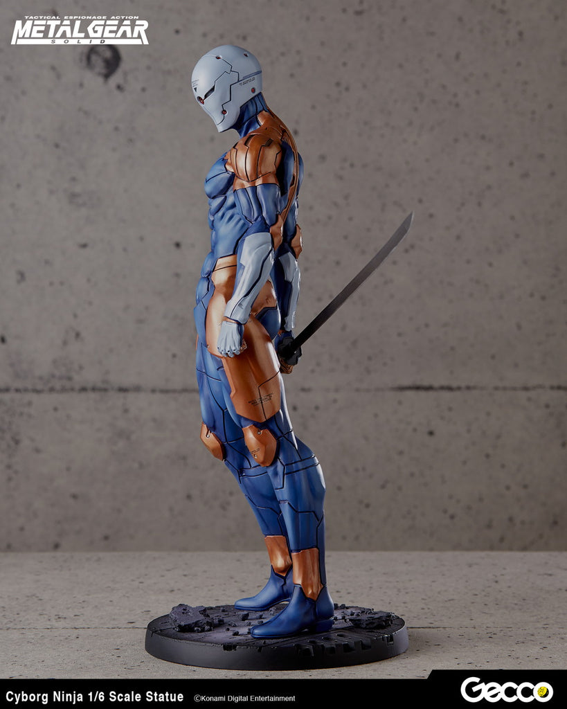 Cyborg Ninja - 1/6th Scale - Metal Gear Solid (Pre-order)