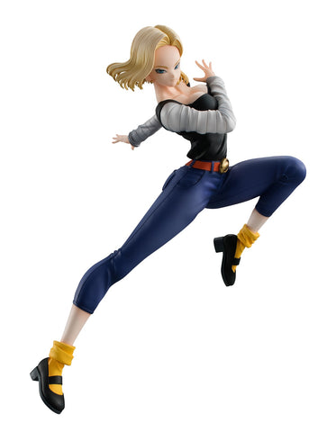 Android 18 - Dragonball Gals (Pre-order)