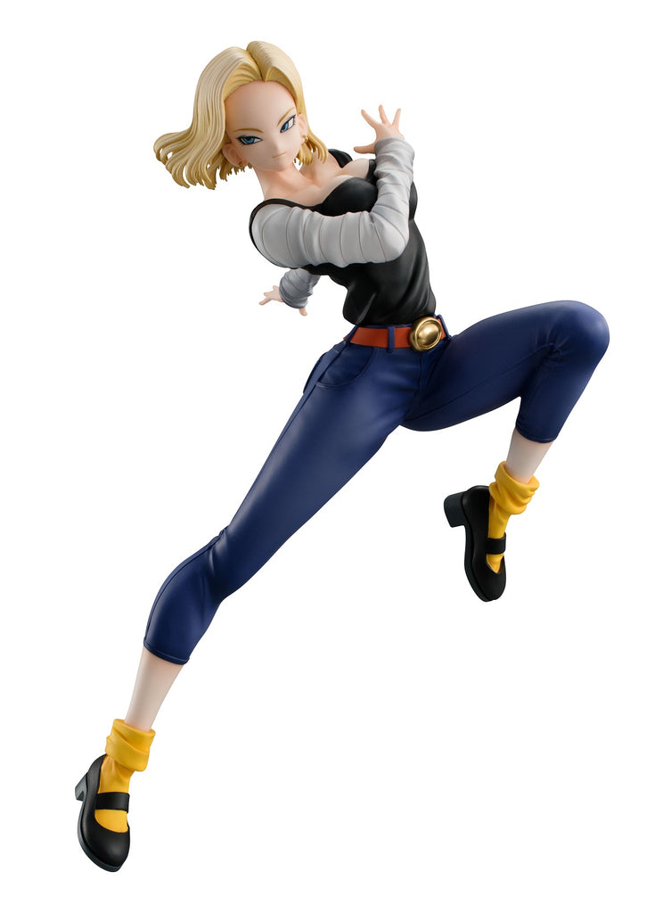 Android 18 - Dragon Ball Gals - Dragonball (Pre-order)
