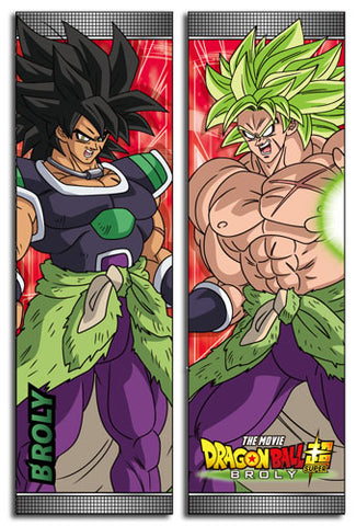 Broly - Broly Movie - Body Pillow - Dragon Ball Super