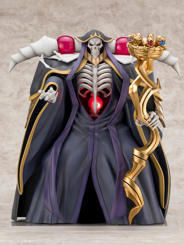 Ainz Ooal Gown - 1/7th Scale Figure - Overlord III (Pre-order)