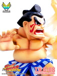 "E. Honda - Non Scale Figure - Street Fighter 2 ""The New Challengers"""