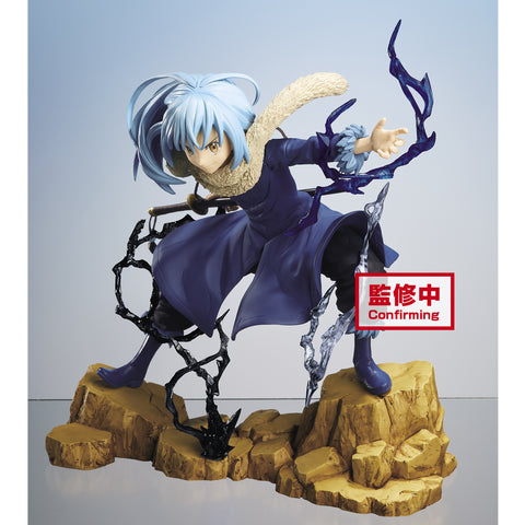 Rimuru - Tempest Effect and Motions - Espresto Figure - That Time I Got Reincarnated as a Slime (Pre-order)