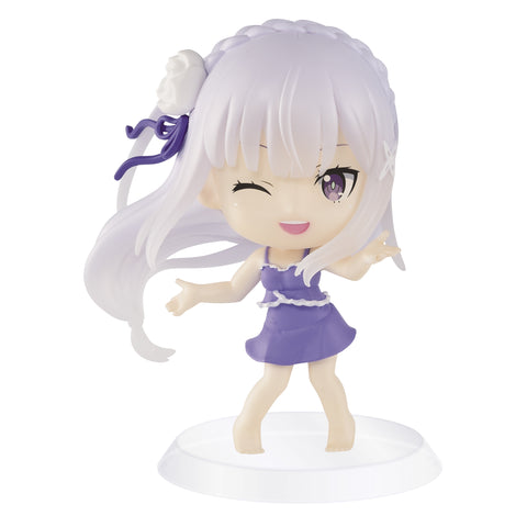 Re:Zero -Starting Life in Another World- Chibikyun Character Figures (Pre-order)