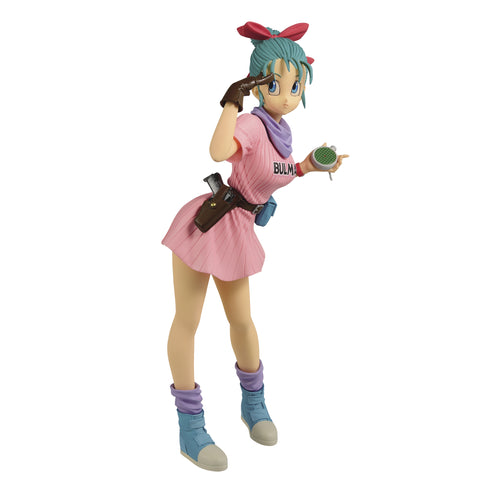 Bulma - Version 3 - Glitter & Glamours - Dragon Ball