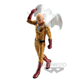 Saitama - Metallic Color - DXF Premium Figure - One-Punch Man