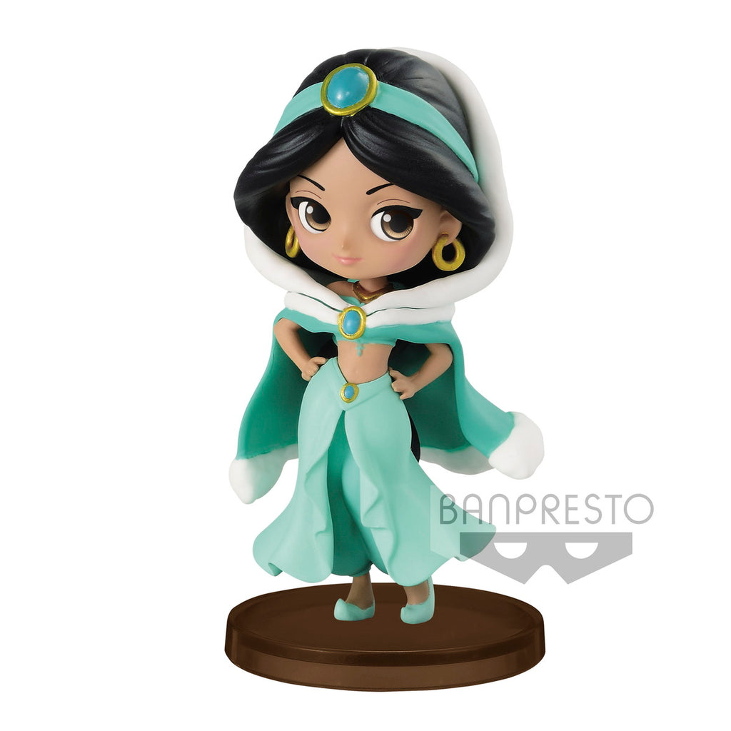 Winter Outfit Disney Princesses - Q Posket - Disney (Pre-order)