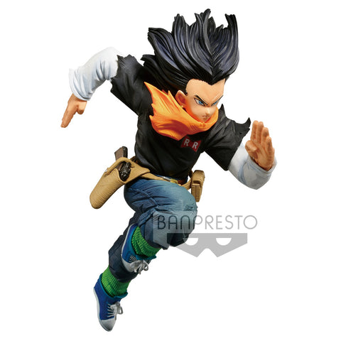 Android 17 - Banpresto World Figure Colosseum - Dragon Ball Z