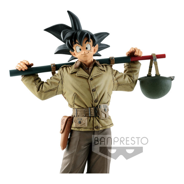 Goku - Banpresto World Figure Colosseum - Dragon Ball Z (Pre-order)