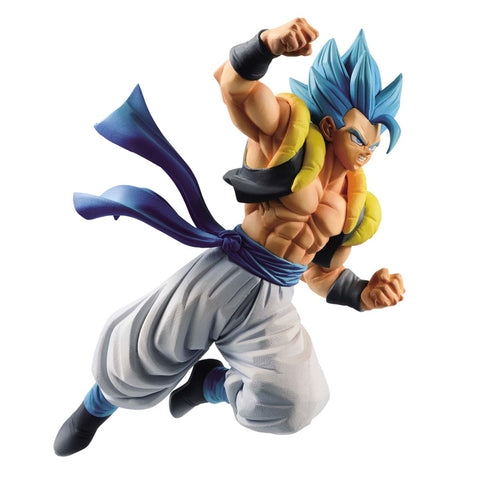 Super Saiyan God Super Saiyan Gogeta - Z-Battle Figure - Dragon Ball Super