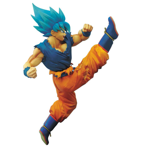 Super Saiyan God Super Saiyan Son Goku - Z-Battle Figure - Dragon Ball Super (Pre-order)