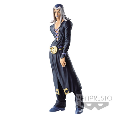 Golden Wind - Jojo's Figure Gallery 3 - Jojo's Bizarre Adventure (Pre-order)