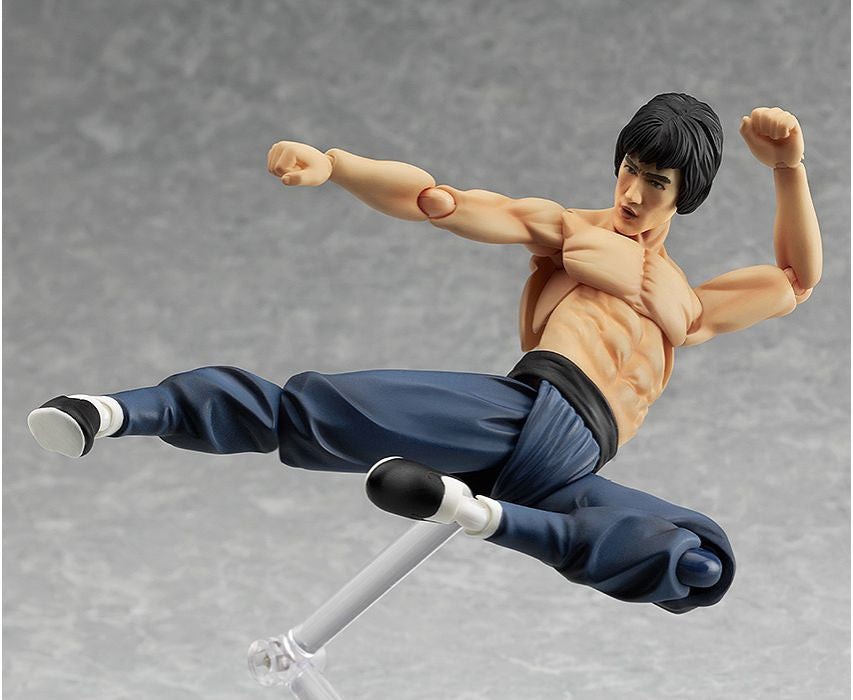 Bruce Lee figma,Figure, Max Factory - Ravenshire Hobby