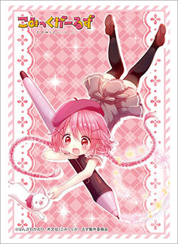Kaos - Bushiroad HG Sleeves - Comic Girls