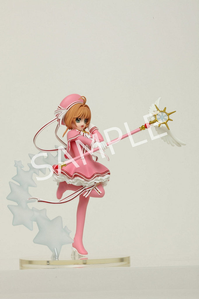 Sakura - Non Scale Figure - Card Captor Sakura Clear Card (Pre-order)