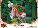 Okami Amaterasu - Non-Scale Painted Statue