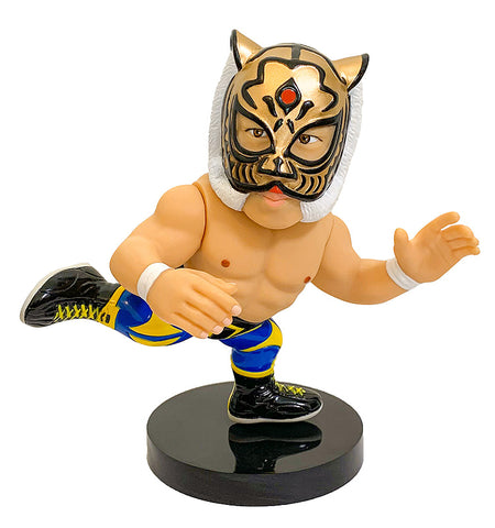 Tiger Mask - Satoru Sayama - Legend Version - Vinyl Figure - New Japan Pro Wrestling
