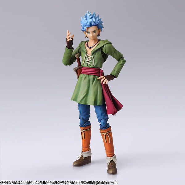 Erik - Bring Arts - Dragon Quest XI (Pre-order)