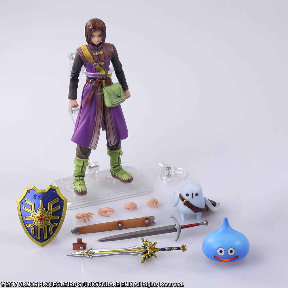The Luminary - Bring Arts - Dragon Quest XI (Pre-order)
