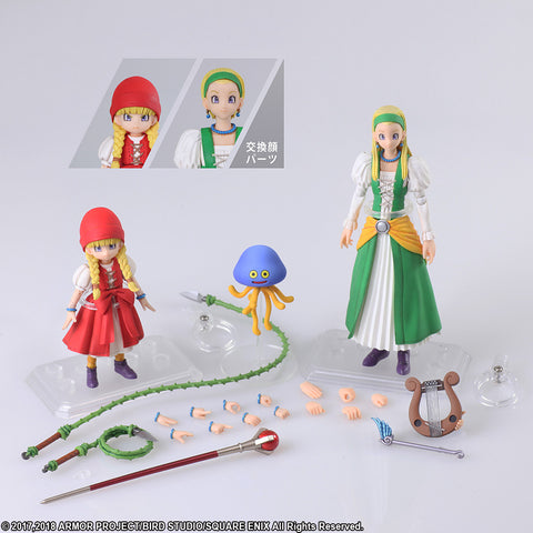Veronica & Serena - Bring Arts - Dragon Quest XI: Echoes of an Elusive Age (Pre-order)