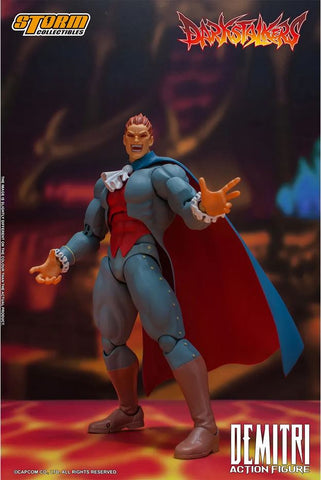 Demitri Maximoff - 1/12th Scale figure - Darkstalkers