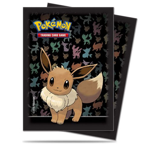 Eevee - 65 Card Sleeves - Pokemon