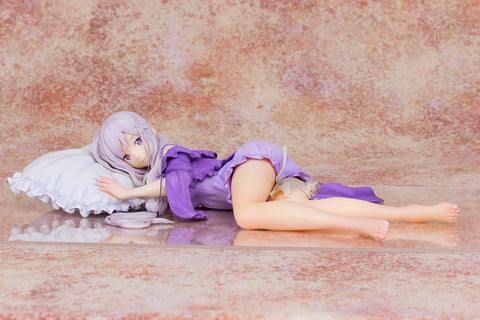 Emilia - 1/7th Scale Figure - Re:Zero Starting Life in Another World (Pre-order)