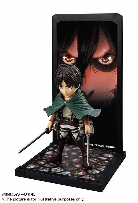 Eren Yeager - Tamashii Buddies - Attack on Titan