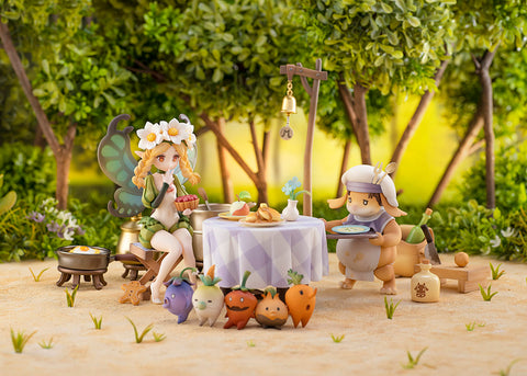 Maury's Catering Service with Mercedes - Non Scale Figure - Odin Sphere Leifthrasir
