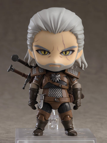 Geralt - Nendoroid - 2nd Run - The Witcher 3: Wild Hunt (Pre-order)