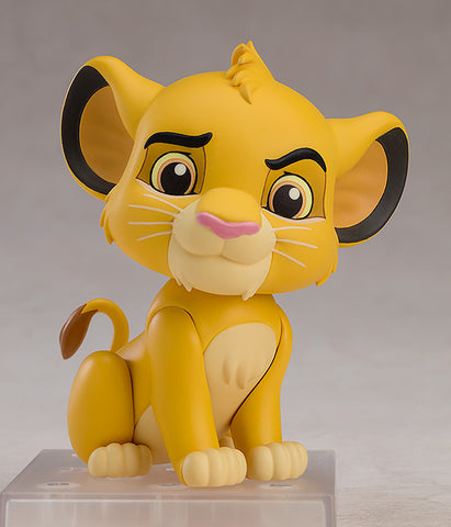 Simba - Nendoroid - The Lion King (Pre-order)