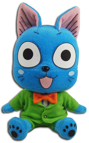 Happy Fantasia Parade - Plush - Fairy Tail