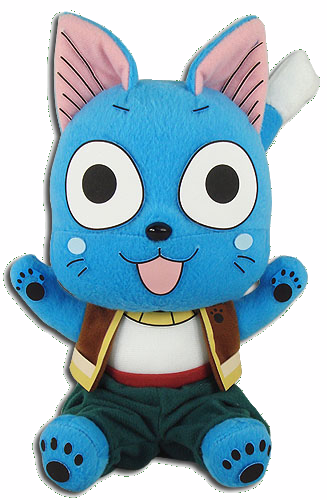 Happy Nirvit Tribe - Plush - Fairy Tail