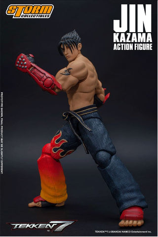 Jin Kazama - 1/12th Scale Figure - Tekken