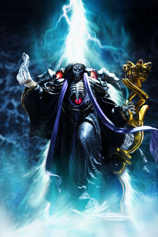 Ainz Ooal Gown (Overseas) - Non-Scale Figure - Overlord