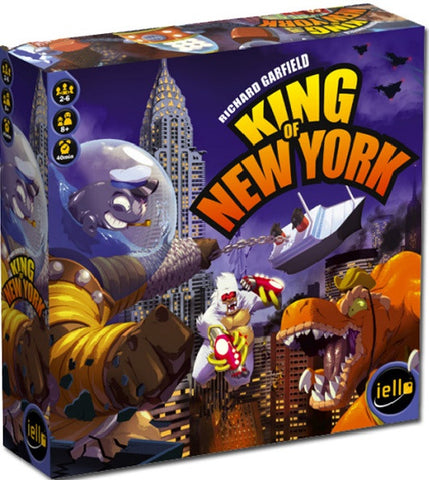 King of New York - Ravenshire Hobby - 1