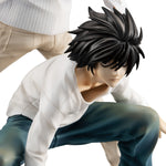 Light Yagami & L - G.E.M. Series Figure - Death Note (Pre-order)