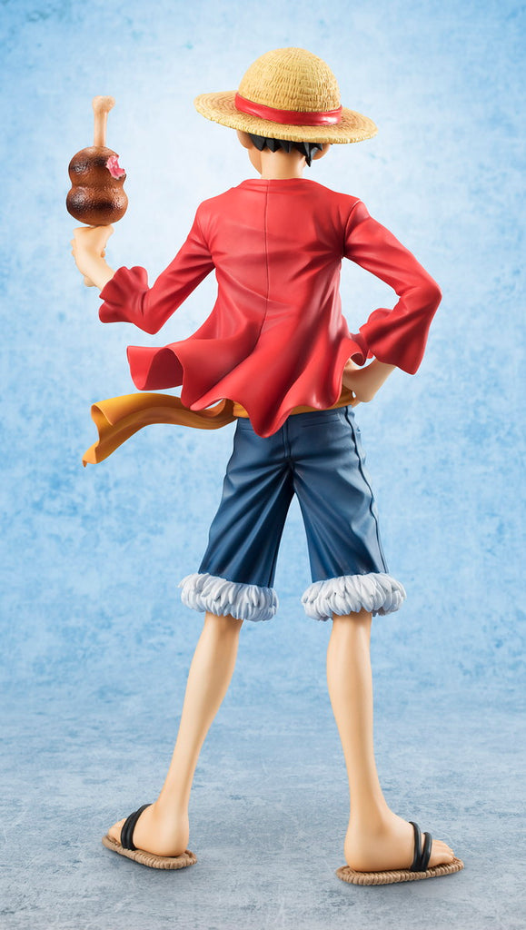 Luffy 20th Anniversary *LIMITED EDITION* - Portrait of Pirates - One Piece (Pre-order)