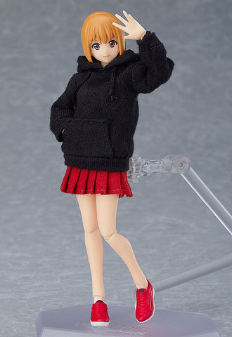 Emily - Female with Hoodie Outfit - figma Styles (Pre-order)