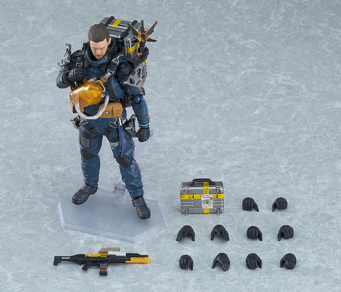 Sam Porter Bridges - figma - Death Stranding