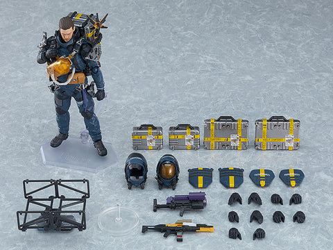 Sam Porter Bridges: DX Edition - figma - Death Stranding