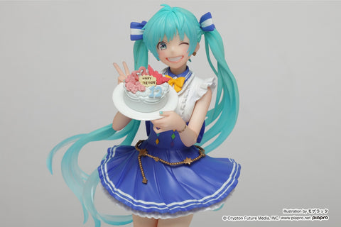 Hatsune Miku - Birthday 2019 Version - Taito Non-Scale Figure - Vocaloid
