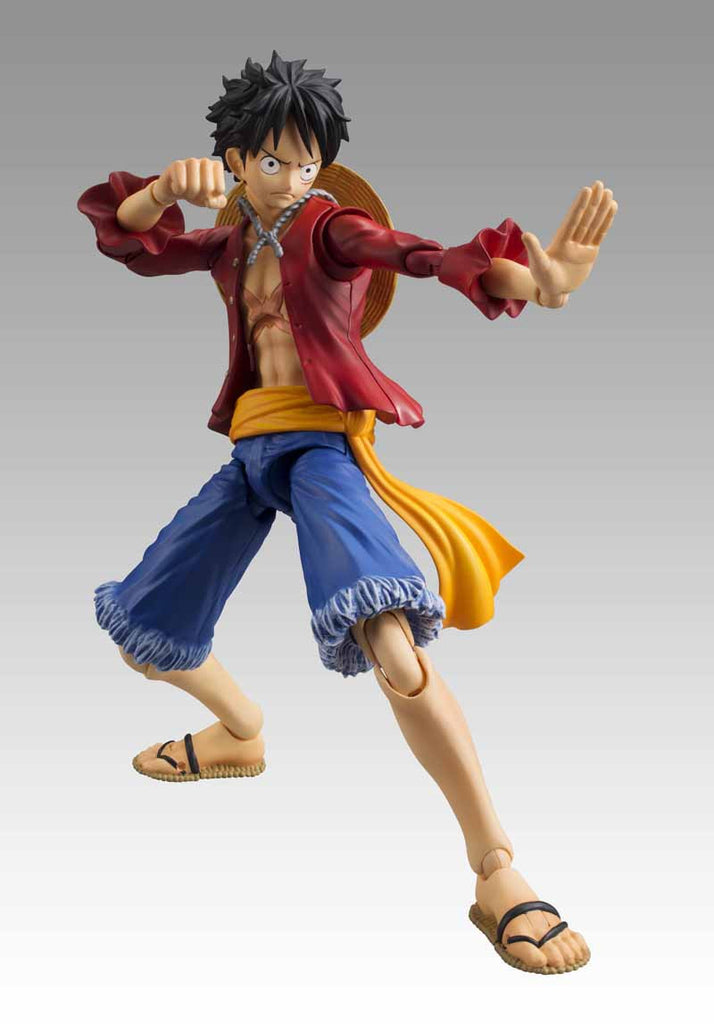 Monkey D. Luffy Variable Action Heroes One Piece (Repeat) - Ravenshire Hobby - 2