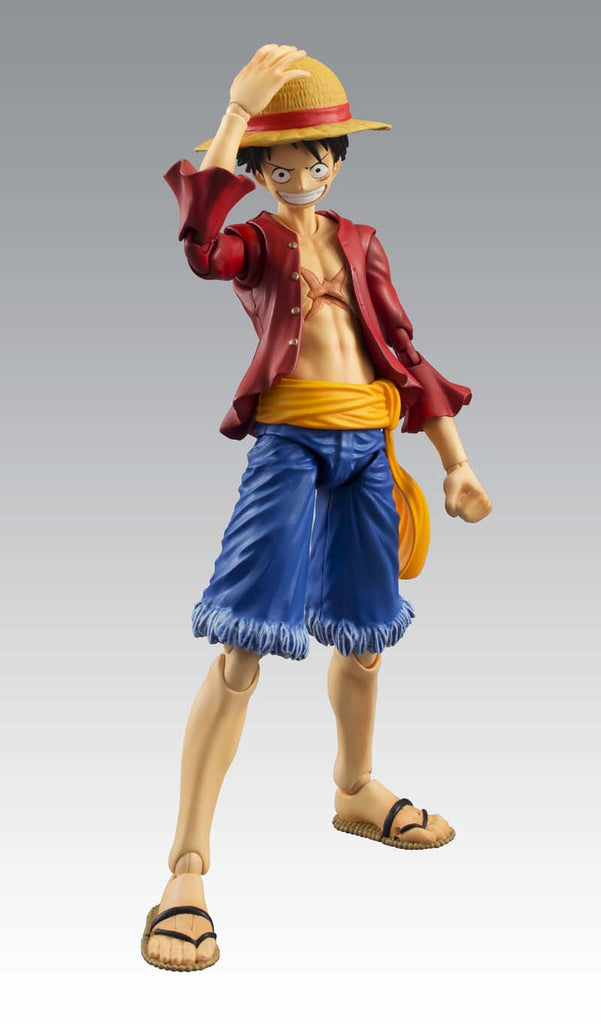Monkey D. Luffy Variable Action Heroes One Piece (Repeat) - Ravenshire Hobby - 3