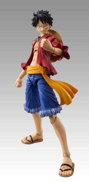 Monkey D. Luffy Variable Action Heroes One Piece (Repeat) - Ravenshire Hobby - 1