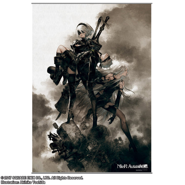 Nier Automata - Wall Scroll (Pre-order)