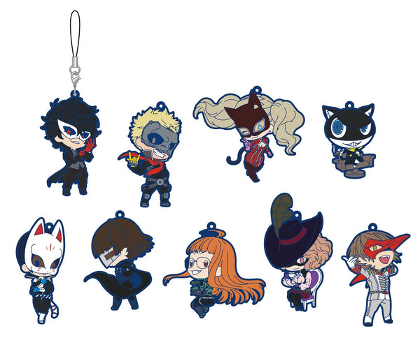 Persona 5 - Cell Phone Straps - Blind Box