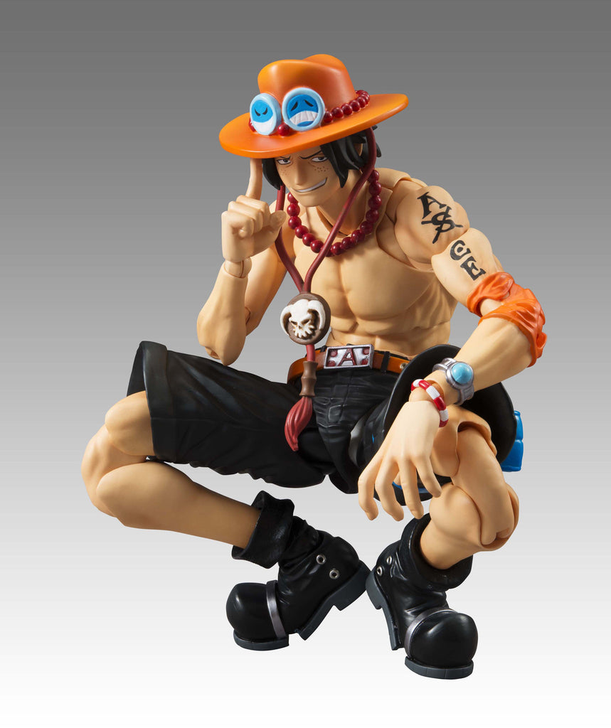 Portgas D. Ace from One Piece Variable Action Heroes - Ravenshire Hobby - 5